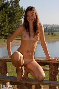 Though this babe looks timid first very soon she is going to turn horny and show all her private parts for you.