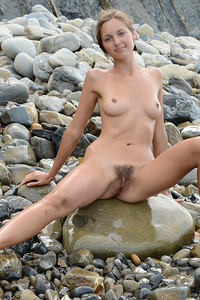 The nudist beach is always a good place to enjoy unleashed passion for natural occurrence. Hot as well sexy collection for soul pleasing.