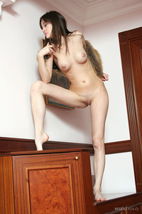 Bikiney showcases her sexy body and delectable assets in her debut series.